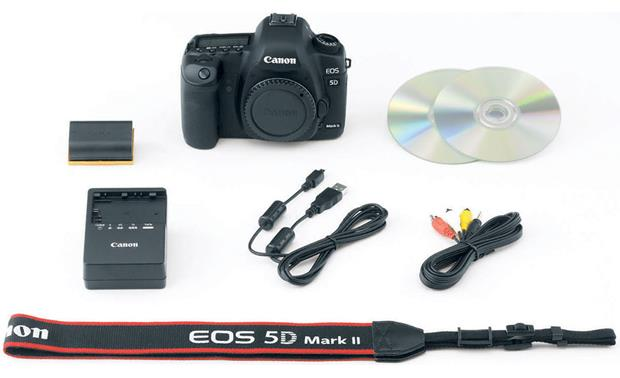 Canon EOS 5D Mark II (no lens included) Other