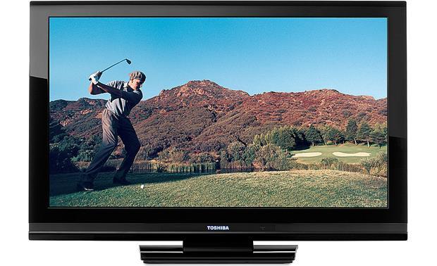 toshiba 37av502r 37 720p lcd hdtv at crutchfield com rh crutchfield com Toshiba 55HT1U Manual Toshiba TV Owners Manual