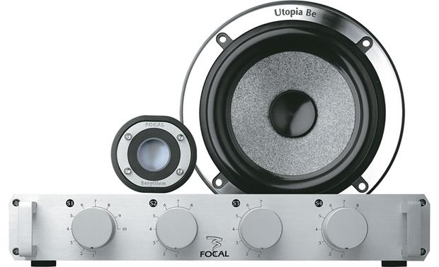 Focal Utopia Be No. 5 Front
