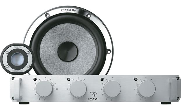 Focal Utopia Be No.6 Front