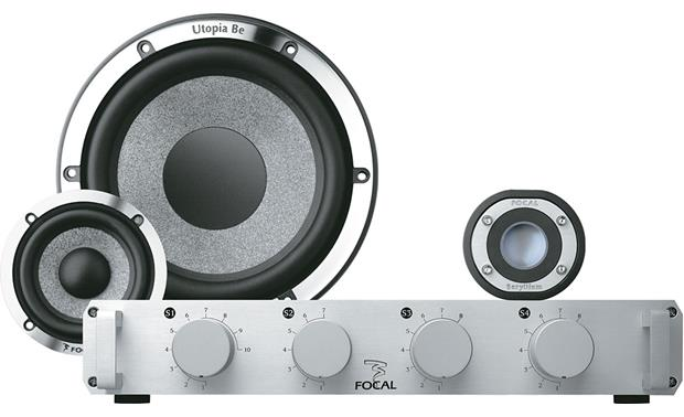 Focal Utopia Be No.7 Front