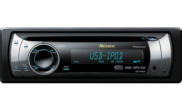 pioneer premier deh p410ub cd receiver at crutchfield com rh crutchfield com Pioneer Deh 4400HD Pioneer DEH- X6500BT