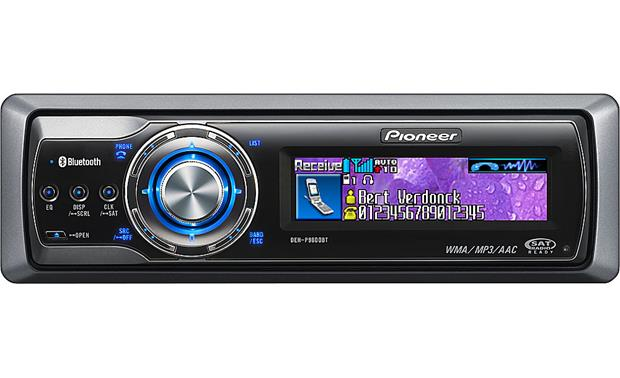 Pioneer Premier DEH-P980BT CD receiver at CrutchfieldCrutchfield