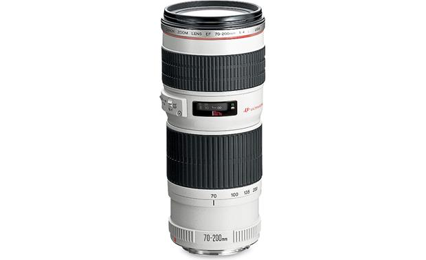 Canon EF 70-200mm f/4L USM Front