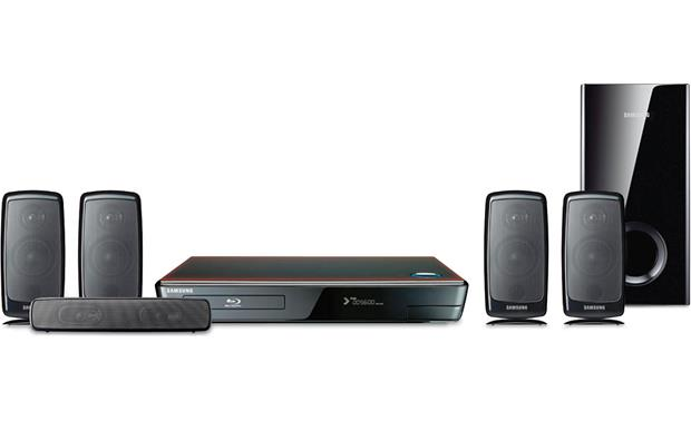 Samsung HT-BD1250 Front