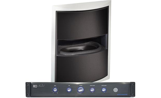 Artison RCC-300-SM In-wall subwoofer with amplifier