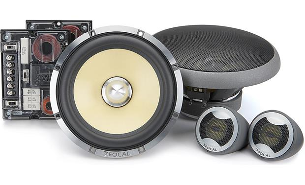 Focal K2 Power 165KRX2 Front