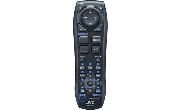 jvc kd avx40 dvd receiver at crutchfield com jvc kd avx40 remote