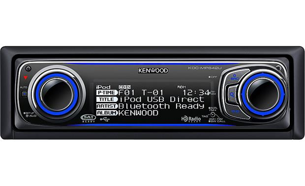 Kenwood KDC-MP642U Front