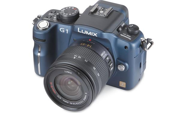 Panasonic Lumix DMC-G1 Kit Blue