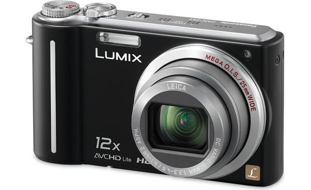panasonic lumix dmc zs3 black 10 1 megapixel digital camera with rh crutchfield com lumix dmc zs35 manual panasonic dmc-zs3 manual