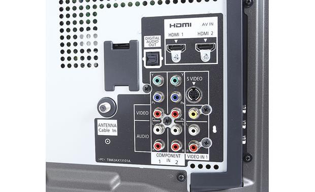 Panasonic Tc P50s1 50 Viera S1 Series 1080p Plasma Hdtv At Crutchfield