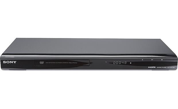 sony dvp ns710h b dvd player with 1080p upconversion at crutchfield com rh crutchfield com Samsung DVD Player HDMI DVD Player