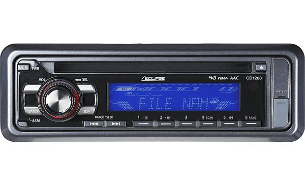 Eclipse CD1200 Front
