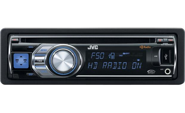 JVC KD-HDR50 Front