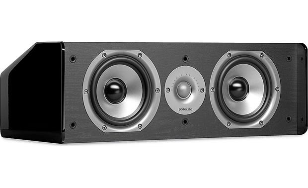 Polk Audio TSi CS10 Shown with grille off