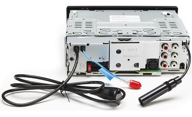 Kenwood KDC-MP642U CD receiver at Crutchfield  Crutchfield