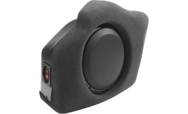 jl audio stealthbox® custom fit fiberglass enclosure with 10\
