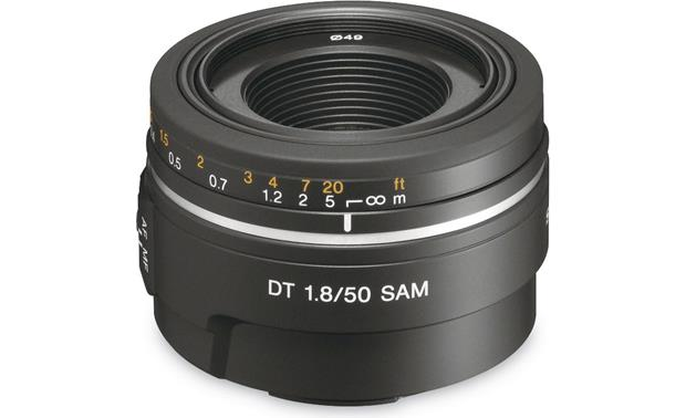 Sony SAL50F18 DT 50mm f/1.8 SAM Front