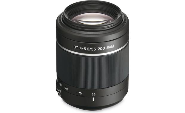 Sony SAL55200/2 DT 55-200mm f/4-5.6 Front