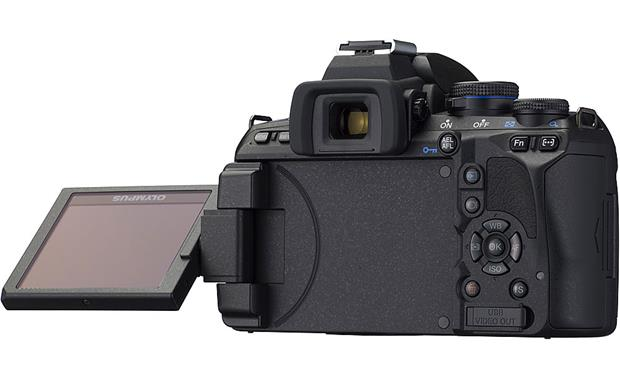 Olympus E-620 (Body only) With LCD screen extended