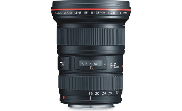Canon EF 16-35mm f/2.8L II USM Front