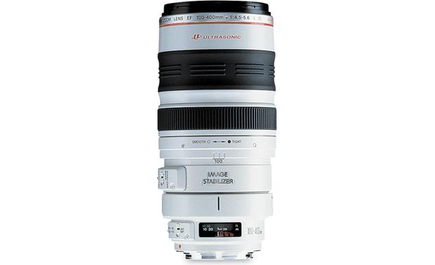 Canon EF 100-400mm f/4.5-5.6L IS USM Lens Front