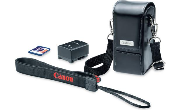Canon FS Series Starter Kit For Select Canon Camcorders Front