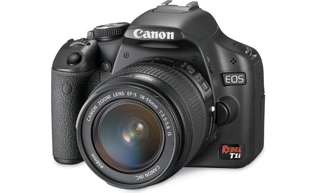 Canon EOS Digital Rebel T1i Kit Front