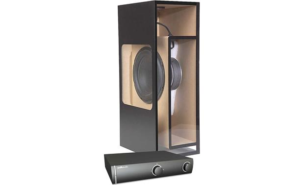 Polk Audio CSW100 Front