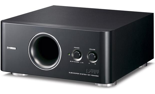 yamaha yst fsw050 ultra compact powered subwoofer at. Black Bedroom Furniture Sets. Home Design Ideas