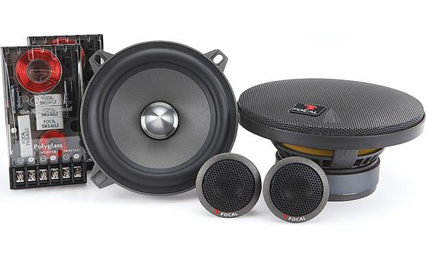 Focal Polyglass 130 VR Front