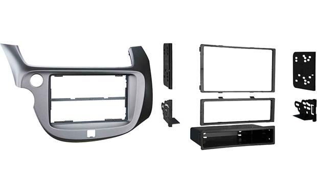 Metra 99-7877 Dash Kit Kit package including console trim, brackets, and bezel