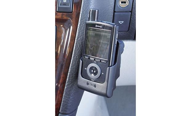 Pioneer XMp3 XMp3 in car kit dock