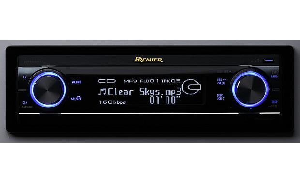 pioneer premier deh p800prs cd receiver at. Black Bedroom Furniture Sets. Home Design Ideas