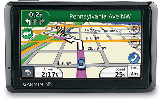 garmin n vi 1370t portable navigator with free traffic information rh crutchfield com Garmin Nuvi 1300 Instruction Manual Garmin Nuvi Instruction Manual