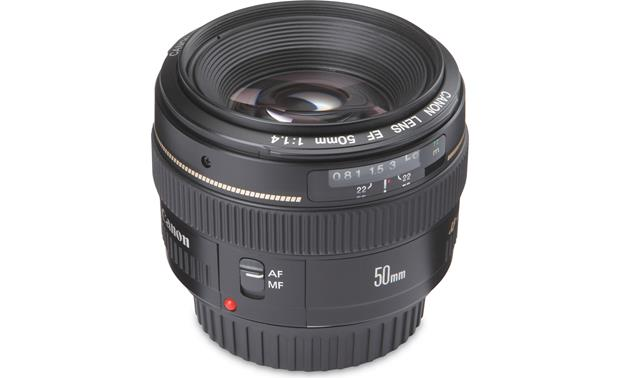 Canon EF 50mm f/1.4 USM Front
