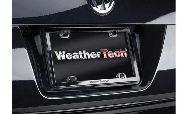 WeatherTech ClearFrame™ Front