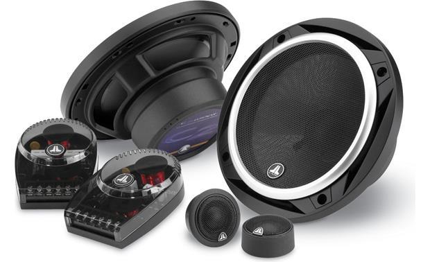 Car Speaker System >> Jl Audio C2650