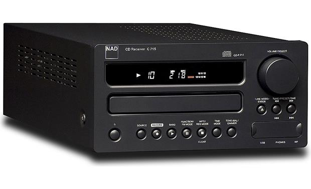 nad c715 stereo receiver with built in cd player at 19817 | x745c715 f
