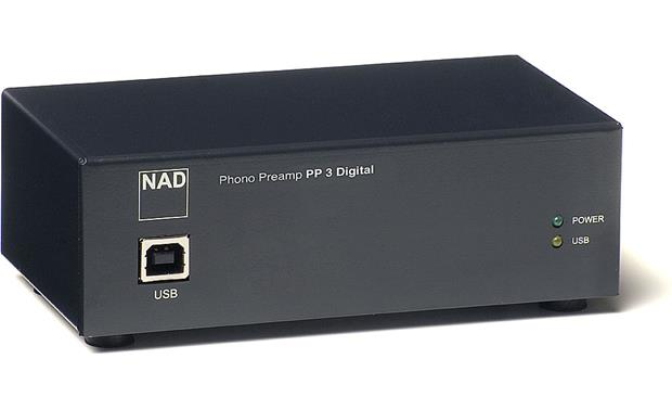 NAD PP 3 Front