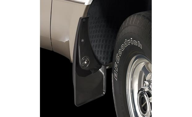 WeatherTech Mud Flaps Mud flaps for rear wheels