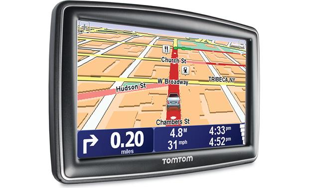 tomtom xxl 540 u2022 tm portable navigator with 5 screen plus lifetime rh crutchfield com TomTom XXL 550 Updates TomTom XXL 550 TM