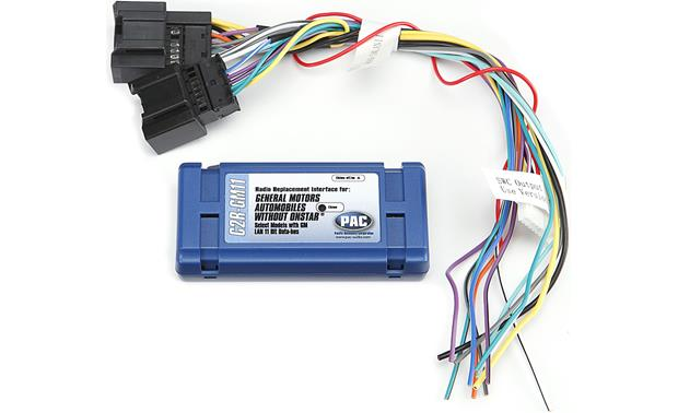 PAC C2R-GM11 Wiring Interface Front