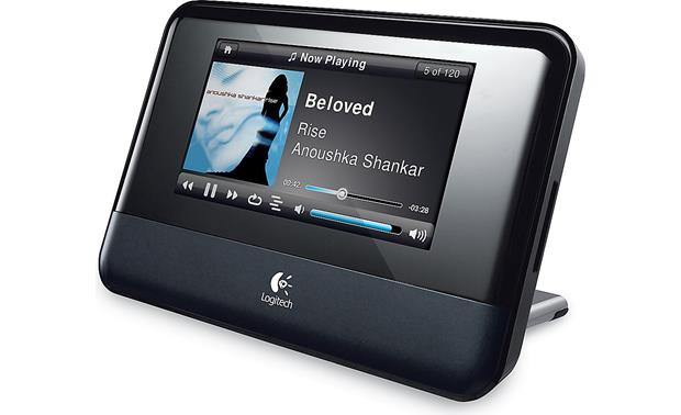 Logitech® Squeezebox™ Touch Front