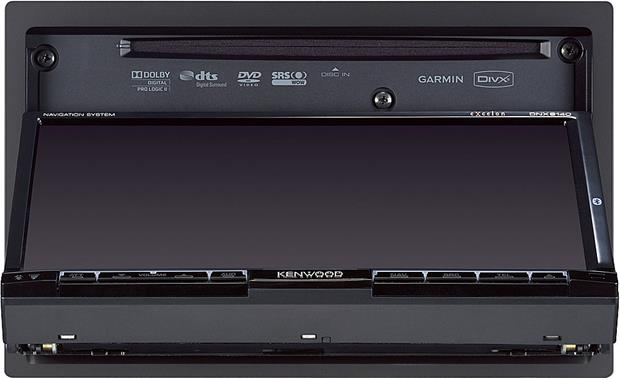 Kenwood Excelon DNX9140 on
