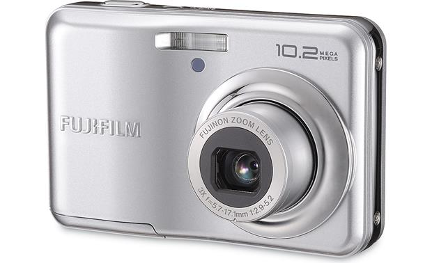 fujifilm a170 10 2 megapixel digital camera with 3x optical zoom at rh crutchfield com Fujifilm Digital Camera Accessories Fujifilm X100