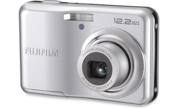 fujifilm a220 12 2 megapixel digital camera with 3x optical zoom at rh crutchfield com Fujifilm SD Card DSC 1555MX User Manual