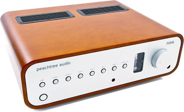 Peachtree Audio Nova Cherry