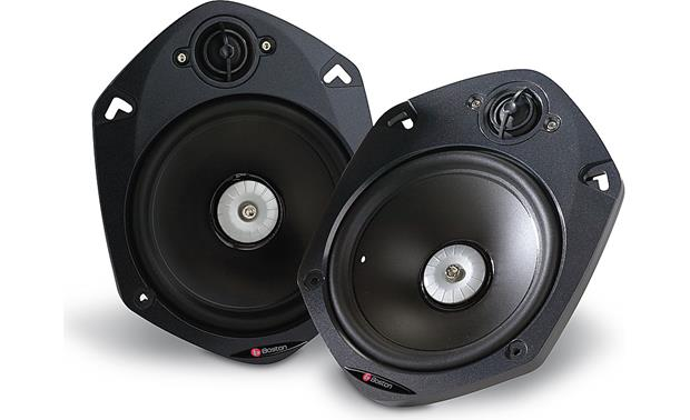 Boston Acoustics SR80 Front